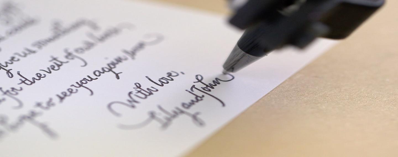 Hand Writing Improvement